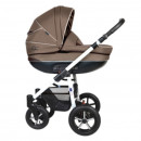 Carucior copii 3 in 1 MyKids Baby Boat Bb/214 Light Brown