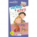 Joc educativ LUK, Jucausi si Isteti, exercitii distractive si creative, varsta 6 ani Editura Kreativ EK6146