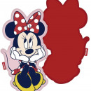 Perna decorativa din plus Minnie Mouse