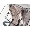 Protectie de ploaie pentru carucioare de gemeni RainCover Twin REER 71584