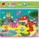 Puzzle Lumea Dinozaurilor 24 piese Roter Kafer RK6020-08