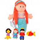 Set Marionete Mica Sirena Fiesta Crafts FCT-2803