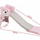 Tobogan MyKids Bear Pink 143 cm