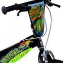 Bicicleta copii 14'' Dinozaur T-Rex