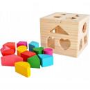 Cub educativ de sortare Iso Trade MY17386