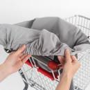 Husa de protectie igienica REER HygieneCover pentru carucioare de cumparaturi si scaune de masa