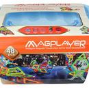 Joc de constructie magnetic - 48 piese