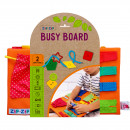 Joc de indemanare Plansa Senzoriala Busy Board Roter Kafer RZ1001-02