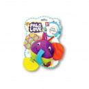 Jucarie zornaitoare Micul Elefant MG Love to Play 403092E