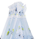 Lenjerie MyKids Catelus Albastru 5 Piese 120x60 cm