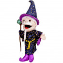 Marioneta de mana Vrajitor Fiesta Crafts FCT-3024