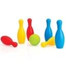 Primul meu set de bowling - 6 popice