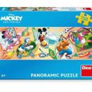 Puzzle - Mickey si prietenii la ora de sport (150 piese)