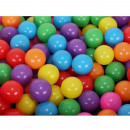 Set 200 Bile din Plastic Colorate, 5 cm Malatec MY2867
