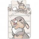 Set lenjerie pat copii Bambi Thumper 100x135 + 40x60 SunCity JFK024508