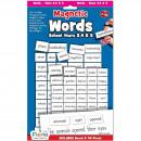 Set magnetic - Primele cuvinte in limba Engleza, clasa 3, 4 si 5 Fiesta Crafts FCT-2538