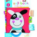 Soft Book: Carticica moale Pets