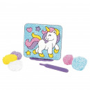 Spuma de modelat Playfoam™ - Coloram unicornul