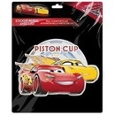 Sticker de perete cu led Cars Piston Cup SunCity LEY2265LRA