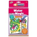 Water Magic: Carte de colorat Unicorni
