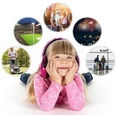 Casti antifonice pentru copii REER SilentGuard Kids Girl 53094