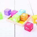 Cuburi din lemn cu imagini