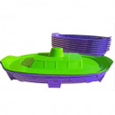 Cutie pentru nisip MyKids Mov-Verde 03355/2