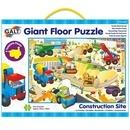 Giant Floor Puzzle: Santierul (30 piese)
