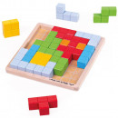 Joc de logica - Puzzle colorat