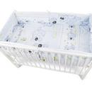 Lenjerie MyKids Catelus Albastru 4 + 1 Piese 120x60