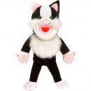 Marioneta de mana Pisica Fiesta Crafts FCT-3036