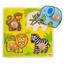 Primul meu puzzle - Safari