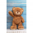 Prosop fata Teddy Bear 30x50 cm SunCity CBX191333TNL