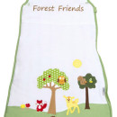 Sac de dormit Forest Friends 0-6 luni 1.0 Tog