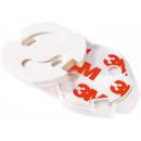 Set 10 capace de siguranta pentru prize fara cheie Ikonka IK6721