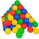 Set 100 bile colorate beb