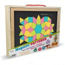 Set magnetic cu forme geometrice Fiesta Crafts FCT-2927