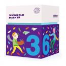 Carioci lavabile 36 culori Mideer MD4071