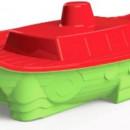 Cutie pentru nisip MyKids Verde Rosu 03355/1