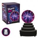 Jucarie interactiva - Glob cu plasma