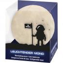 Lampa de veghe Luna Moses MS30563