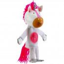 Marioneta pentru deget Unicorn Fiesta Crafts FCG-1025
