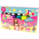 Set Tubi Jelly cu 6 culori - Dulciuri Tuban TU3323