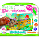 Stickere Dinozauri Stickabouts Fiesta Crafts FCT-2827