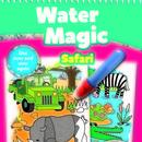 Water Magic: Carte de colorat Safari
