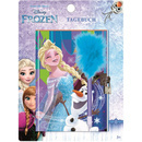 Jurnal Disney Frozen cu lacatel si pix SunCity ARJ006457A