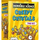 Horrible Science: Cristale ciudate