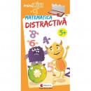 Joc educativ LUK, Matematica Distractiva, exercitii distractive de matematica, varsta 5 ani Editura Kreativ EK6139