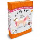 Kit constructie lemn si argila - Unicorn Fiesta Crafts FCT-3005