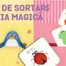 Joc de sortare - Cutia magica